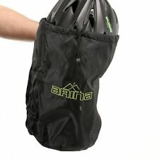 NEW ARINA CYCLE HELMET STORAGE BAG - FITS ROAD MTB MOUNTAIN BIKE BICYCLE HELMETS