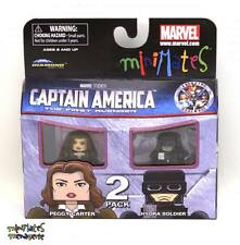 Marvel Minimates Series 40 Captain America Movie Hydra Soldier & Peggy Carter