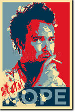 DOUG STANHOPE ART PHOTO PRINT 3 POSTER GIFT (BARACK OBAMA HOPE PARODY)