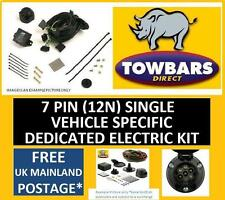 Towbar Wiring 7 Pin Kit for Ford Galaxy MK1 & 2 1995 to 2006 Specific Electric