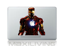 "Hülle Case Aufkleber Sticker Schutzfolie Apple Macbook 11"" Iron Man 3"