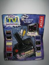 Atari 2600 Plug & Play TV Games 10 in 1  (TV game systems, 2004)