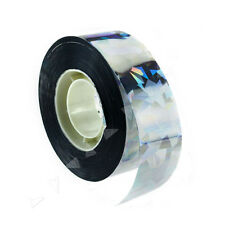 Visual Audible Reflective Ribbon Holographic Flash Bird Scare Tape 90M