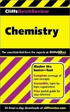 CliffsQuickReview Chemistry by Harold D. Nathan and Charles Henrickson (2001, P…