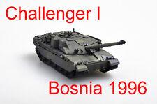Easy Model 1/72 Challenger I, Bosnia 1996 Plastic Tank Model #35107