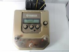 YAMAHA ACOUSTIC MAGICSTOMP MULTI EFFECT PEDAL PROCESSOR UB99A  w/POWER SUPPLY