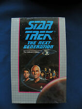 Star Trek Next Generation I, Borg & the Next Phase collector'sedition VHS tape