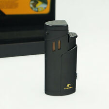 Cohiba Exquisite 3 Torch Jet Flame Cigar Cigarette Metal Lighter With Punch