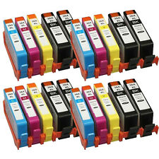 20 Ink Cartridges For HP 364XL Photosmart 5510 5515 5520 5524 6510 7510 7520