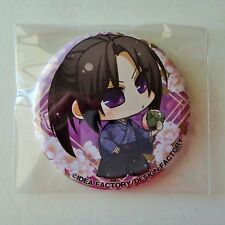 Hakuoki Hakuouki Shinkai Chibi Pin Can Badge Snack Version Hijikata Toshizo New