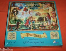 PSALMS 1500 Piece Jigsaw Puzzle by Sandra  2003, SunsOut, SEALED Old New Stock