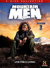 Mountain Men: Season 3, New DVDs
