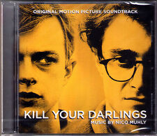 KILL YOUR DARLINGS Nico Muhly Catherine Russell CD Soundtrack OST Vince Giordano