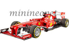 HOT WHEELS BCT82 ELITE FERRARI F1 F138 CHINA GP 2013 1/18 FERNANDO ALONSO #3