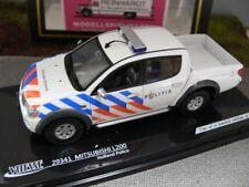 1/43 Vitesse Mitsubishi L200 Politie Holland 29341