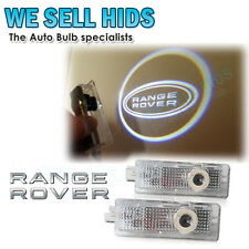 LED Welcome Projector Logo Ghost Shadow Door light Range Rover Sport Vogue