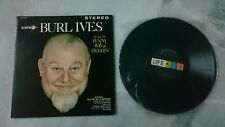 Burl Ives It's Just My Funny Way of Laughin' Call Me Mr In-between Vinyl Disc LP