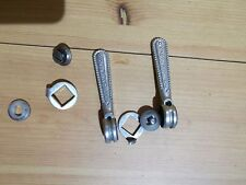 vintage Campagnolo Record downtube shifter braze on friction