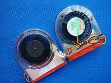 2P ASUS Deluxe Motherboard CPU Passive Chipset Heatsink Cooling COOLER FAN