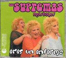 """LAS SUPREMAS DE MOSTOLES """"ERES UN ENFERMO"""" RARE SPANISH PROMO CD SINGLE"""