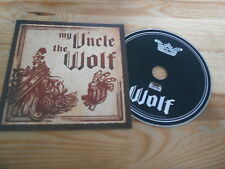 CD Rock My Uncle The Wolf - Same / Untitled (11 Song) Promo CARGO cb