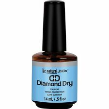 Diamond Dry Top Coat nail hardener treatment fix cracks strengthening nails