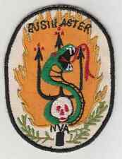 Wartime RT Bushmaster Patch / Military Police Insignia
