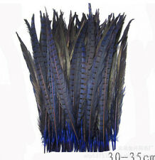 Wholesale 5-100pcs beautiful natural pheasant tail feather 30-35cm/12-14inch