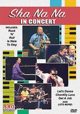 Sha Na Na in Concert  DVD