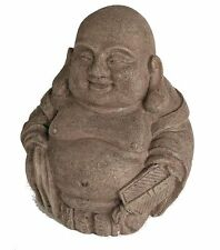 Laughing Buddha Statue Aquarium Ornament Fish Tank Decoration