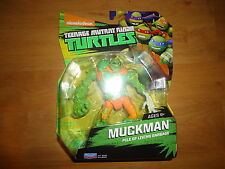 Playmates TMNT Teenage Mutant Ninja Turtles Muckman Figure 2017 Tales NEW