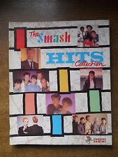 PANINI LEEG/EMPTY/VIDE ALBUM  THE SMASH HITS COLLECTION ENGLISCH EDITION