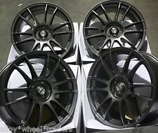 "17"" GM SUZUKA ALLOY WHEELS FITS RENAULT VOLVO PEUGEOT MERCEDES BENZ 5X108 ONLY"