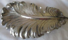 CHRISTOPHER ROSS LARGE FEATHER BELT BUCKLE IN STERLING SILVER