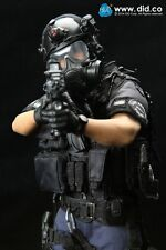 Dragon en DREAMS DID 1/6 modern us pilote lapd swat los angeles police