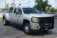 Chevrolet: Silverado 3500 4WD Ext Cab
