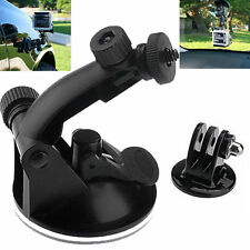 In Car Window Windscreen Suction Cup Mount Tripod Holder For Gopro Hero 4/3/2/HD