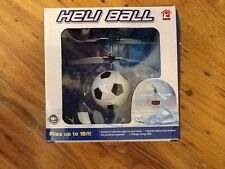 HELI BALL SOCCER BALL DRONE FLIES UP TO 15FT USE INDOOR ONLY