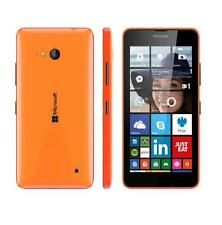 "Microsoft Lumia 640 LTE Smartphone Unlocked 8GB 8.0MP Camera 5"" Windows Orange"