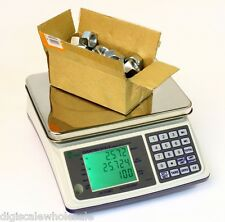Parts Counting Bench Scale 3lb x 0.0001lb Tree MCT 3 Plus Lab Deli Food Postal
