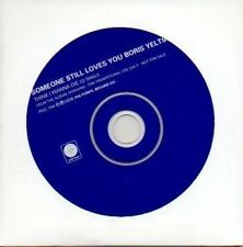 (O392) Someone Still Loves You Boris Yeltsin - DJ CD