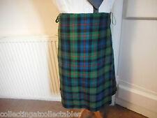 Moda escocés Tartan kilt (Geoffrey Sastre Highland Craft)