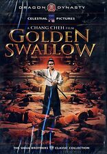 NEW DVD // GOLDEN SWALLOW // DRAGON DYNASTY // MARTIAL ARTS //Jimmy Wang Yu, Che