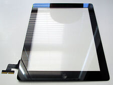 Original OEM Apple iPad 2 Touch Glass Digitizer Home Button Black USA