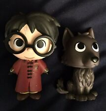 Funko Mystery Mini QUIDDITCH HARRY POTTER+SIRIUS PADFOOT Barnes & Noble Figures