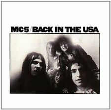 MC5 - Back in the USA WARNER RECORDS CD 1992 OVP