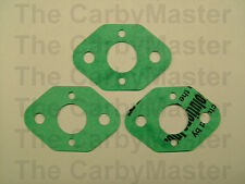 3 x Intake Manifold Gaskets Fits Stihl Hedger,  Blower, Brushcutter, Trimmers ++