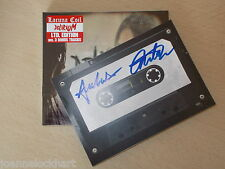 LACUNA COIL DELIRIUM DELUXE DIGI CD WITH SIGNED AUTOGRAPHED POSTCARD