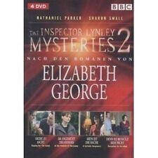 THE INSPECTOR LYNLEY MYSTERIES - VOL. 2 (4 DVDS) 4 DVD NEU
