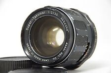 Pentax Super-Takumar 35mm F/2 f2.0 MF Wide Angle Lens SN3554250 for M42 *As-Is*